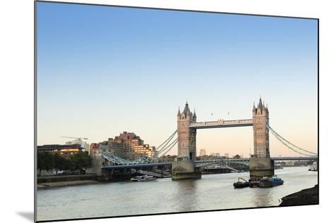 Tower Bridge, London, England, United Kingdom, Europe-Alex Robinson-Mounted Photographic Print
