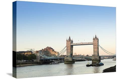 Tower Bridge, London, England, United Kingdom, Europe-Alex Robinson-Stretched Canvas Print