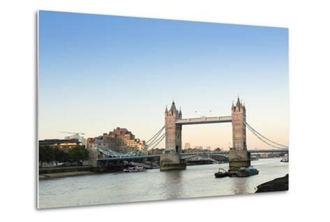 Tower Bridge, London, England, United Kingdom, Europe-Alex Robinson-Metal Print
