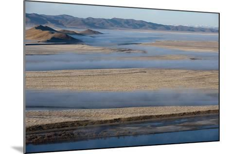 The Yellow River in Sichuan Province, the Second Longest River in China after the Yangtze, Sichuan-Alex Treadway-Mounted Photographic Print