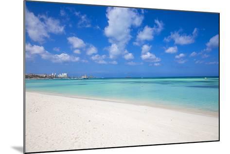 Palm Beach, Aruba, Lesser Antilles, Netherlands Antilles, Caribbean, Central America-Jane Sweeney-Mounted Photographic Print
