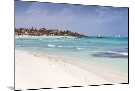 Arashi Beach, Aruba, Lesser Antilles, Netherlands Antilles, Caribbean, Central America-Jane Sweeney-Mounted Photographic Print