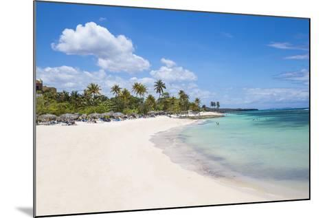 Playa Guardalvaca, Holguin Province, Cuba, West Indies, Caribbean, Central America-Jane Sweeney-Mounted Photographic Print
