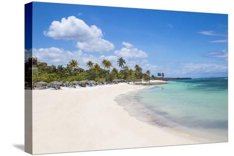 Playa Guardalvaca, Holguin Province, Cuba, West Indies, Caribbean, Central America-Jane Sweeney-Stretched Canvas Print