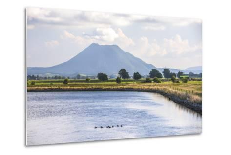 Mount Edgecumbe (Putauaki), Near Whakatane, Bay of Plenty, North Island, New Zealand, Pacific-Matthew Williams-Ellis-Metal Print