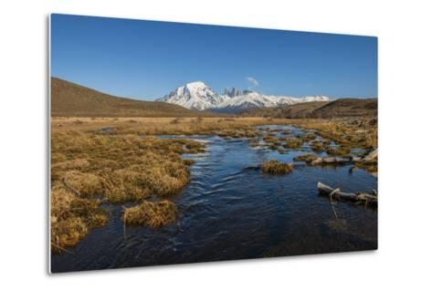 Torres Del Paine National Park, Patagonia, Chile, South America-Pablo Cersosimo-Metal Print