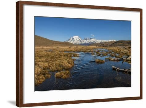 Torres Del Paine National Park, Patagonia, Chile, South America-Pablo Cersosimo-Framed Art Print