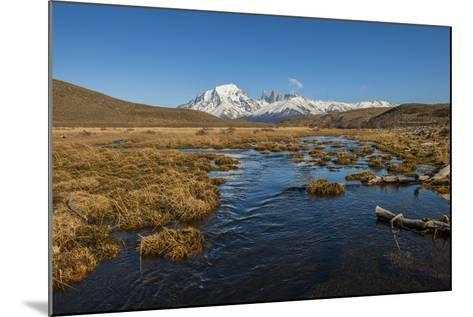 Torres Del Paine National Park, Patagonia, Chile, South America-Pablo Cersosimo-Mounted Photographic Print