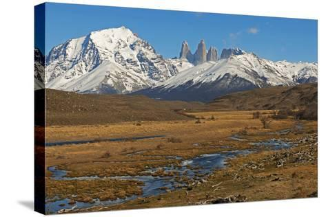 Torres Del Paine National Park, Patagonia, Chile, South America-Pablo Cersosimo-Stretched Canvas Print