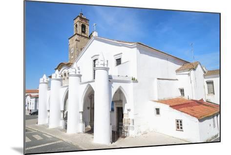 Santa Maria Da Feira Church, Beja. Alentejo, Portugal, Europe-G&M Therin-Weise-Mounted Photographic Print