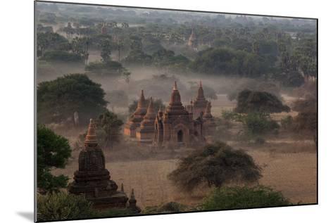 Ruins of Bagan (Pagan), Myanmar (Burma), Asia-Colin Brynn-Mounted Photographic Print