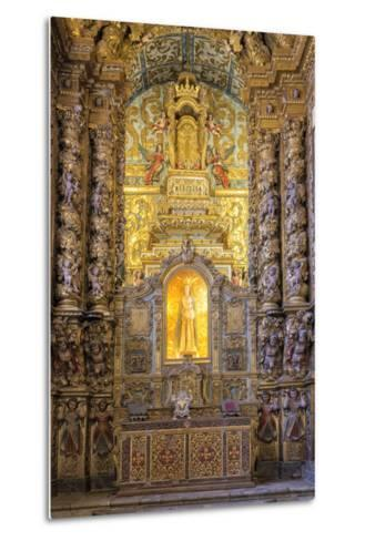 Main Altar, Convento De Nossa Senhora Da Conceicao (Our Lady of the Conception Convent and Church)-G&M Therin-Weise-Metal Print