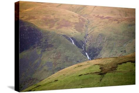 Cautley Spout, Yorkshire Dales National Park, Yorkshire, England, United Kingdom, Europe-Bill Ward-Stretched Canvas Print