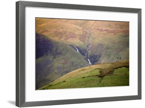 Cautley Spout, Yorkshire Dales National Park, Yorkshire, England, United Kingdom, Europe-Bill Ward-Framed Art Print