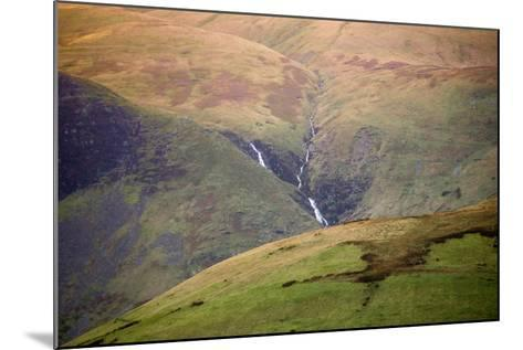 Cautley Spout, Yorkshire Dales National Park, Yorkshire, England, United Kingdom, Europe-Bill Ward-Mounted Photographic Print