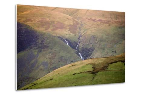 Cautley Spout, Yorkshire Dales National Park, Yorkshire, England, United Kingdom, Europe-Bill Ward-Metal Print