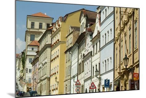 Mala Strana District, Prague-Natalie Tepper-Mounted Photo