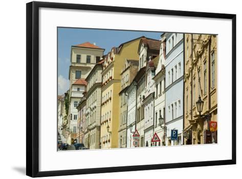Mala Strana District, Prague-Natalie Tepper-Framed Art Print