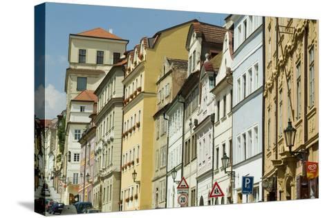 Mala Strana District, Prague-Natalie Tepper-Stretched Canvas Print