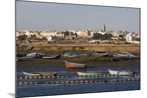 Harbour, Rabat, Morocco-Natalie Tepper-Mounted Photo