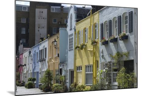 Mews Houses-Natalie Tepper-Mounted Photo