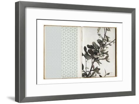 Field Notes 8-Art Kitchen-Framed Art Print