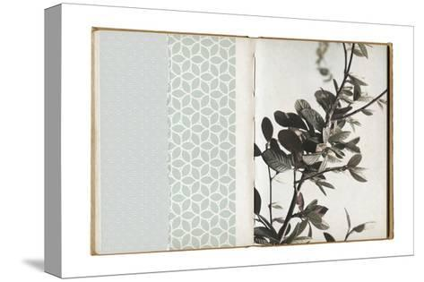 Field Notes 8-Art Kitchen-Stretched Canvas Print