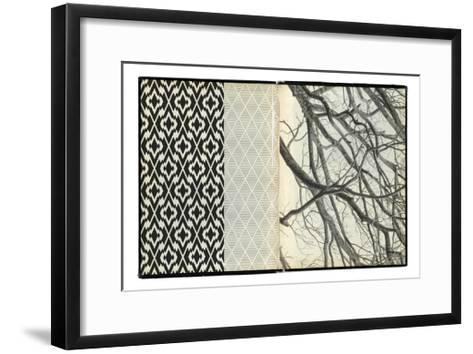 Field Notes 5-Art Kitchen-Framed Art Print