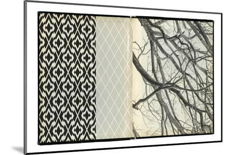 Field Notes 5-Art Kitchen-Mounted Premium Giclee Print