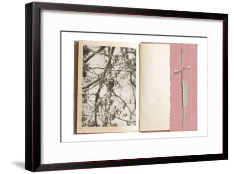Field Notes 7-Art Kitchen-Framed Art Print
