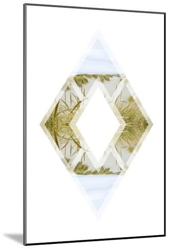 Diagonal Horizons 4-Port 106 Project-Mounted Premium Giclee Print