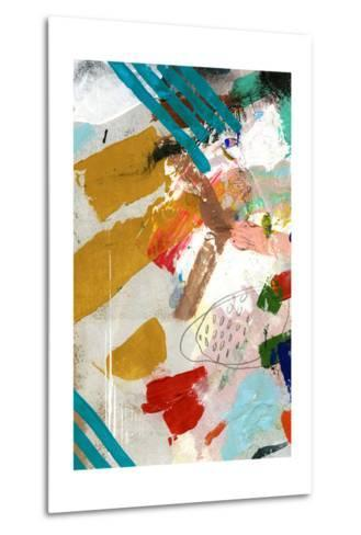 Palette 1-The Surface Project-Metal Print