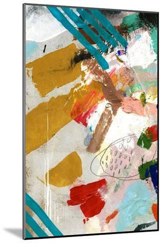 Palette 1-The Surface Project-Mounted Premium Giclee Print