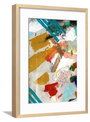 Palette 1-The Surface Project-Framed Art Print