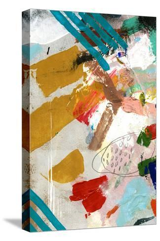 Palette 1-The Surface Project-Stretched Canvas Print