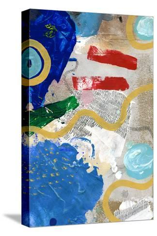 Palette 3-The Surface Project-Stretched Canvas Print
