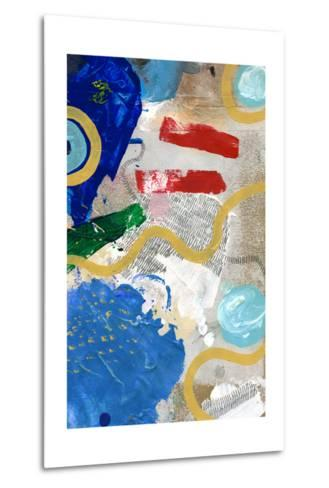 Palette 3-The Surface Project-Metal Print
