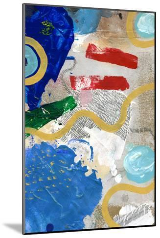 Palette 3-The Surface Project-Mounted Premium Giclee Print