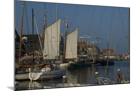 Harbour View, Volendam-Natalie Tepper-Mounted Photo