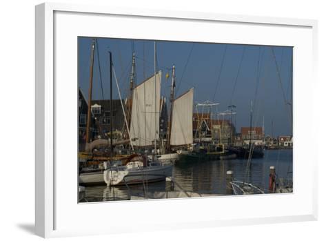 Harbour View, Volendam-Natalie Tepper-Framed Art Print