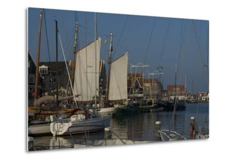 Harbour View, Volendam-Natalie Tepper-Metal Print