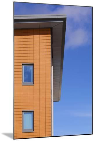 High Section of Yate West Gate Health Centre, South Gloucestershire, UK-Craig Auckland-Mounted Photo
