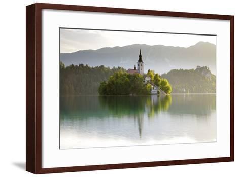 Slovenia, Julian Alps, Upper Carniola-Ken Scicluna-Framed Art Print