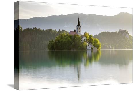 Slovenia, Julian Alps, Upper Carniola-Ken Scicluna-Stretched Canvas Print