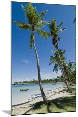 Casa Marina Bay Beach, Las Galeras, Dominican Republic-Natalie Tepper-Mounted Photo