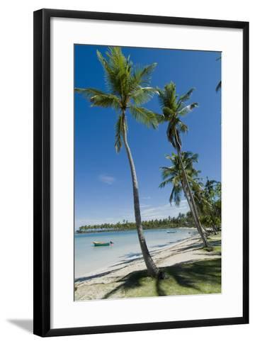 Casa Marina Bay Beach, Las Galeras, Dominican Republic-Natalie Tepper-Framed Art Print