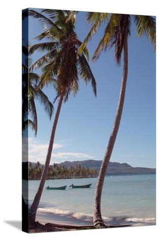 Casa Marina Bay Beach, Las Galleras, Samana, Dominican Republic-Natalie Tepper-Stretched Canvas Print