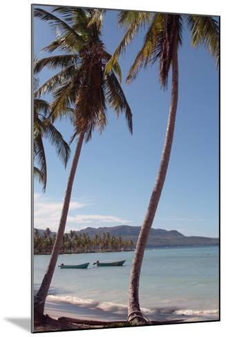 Casa Marina Bay Beach, Las Galleras, Samana, Dominican Republic-Natalie Tepper-Mounted Photo