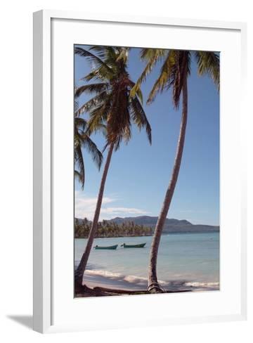 Casa Marina Bay Beach, Las Galleras, Samana, Dominican Republic-Natalie Tepper-Framed Art Print