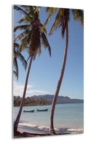 Casa Marina Bay Beach, Las Galleras, Samana, Dominican Republic-Natalie Tepper-Metal Print